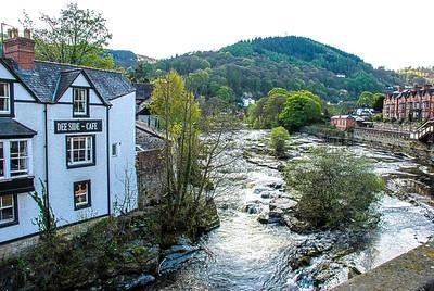 Llangollen, Wales