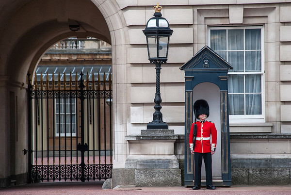 Buckingham Palace  Palace Guard