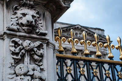 Buckingham Palace  Main Gate