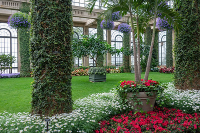 By Dawn's Early Light  Longwood Gardens Kennett Square, PA