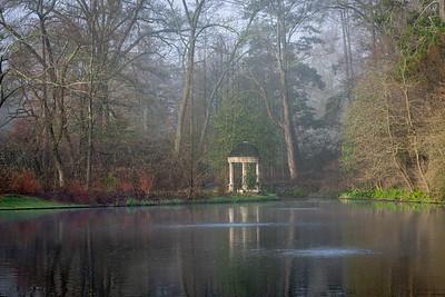By Dawn's Early Light  Longwood Gardens Kennett Square, PA