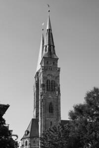 St. Sebald's Church  Nuremberg, Germany
