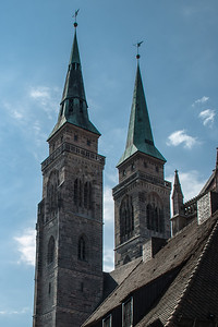 St. Sebald's Church  Nuremberg, Germany