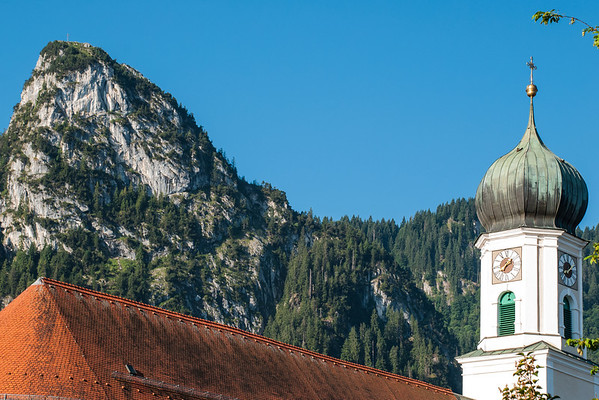 St. Peter and Paul Parish Church  Oberammergau, Germany