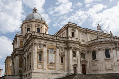 Santa Maria Maggiore  Rome, Italy