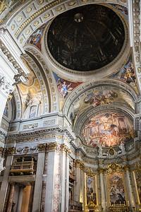 St. Ignazio di Loyola  Rome, Italy