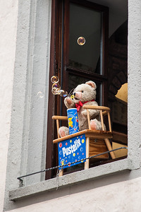 Rothenburg Teddy  Rothenburg, Germany