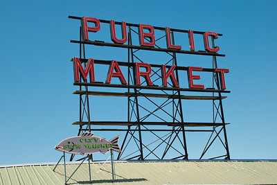 Pike Place Market  Seattle, Washington
