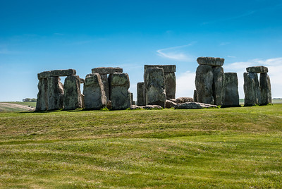 Stonehenge            Stonehenge was a burial ground for cremated human remains.  Theories abound concerning ceremonies that may have taken place here in ancient times, but many mysterys remain.