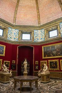 Uffizzi Gallery Tribune  Florence, Italy