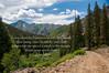 "John Muir ""Keep close to Nature's Heart"" Minnie Gulch"