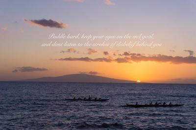 Maui Boat Races