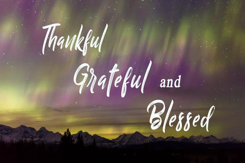 Thankful - C