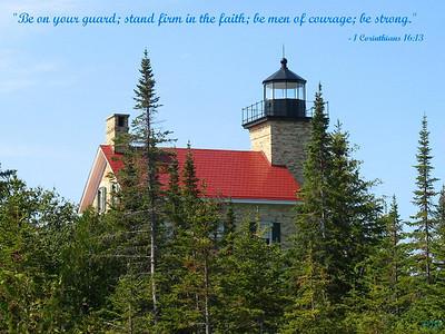 1 Corinthinas 16:13