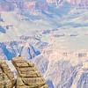 A Rock Formation at Grand Canyon