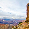 Watch Tower at Eastern Rim of Grand Canyon