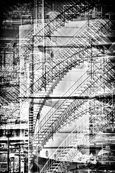 Stairway to Relfecting Reflections