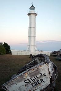 Windward Point Lighthouse
