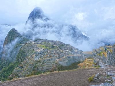 Machu Picchu, Peru - Dry Stone