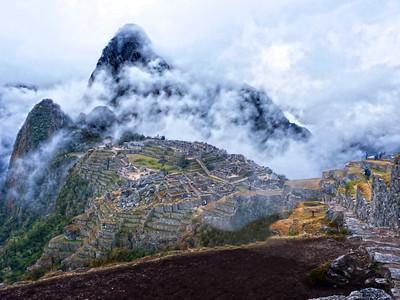 Machu Picchu, Peru - Astronomical