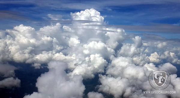 Skyline & Clouds