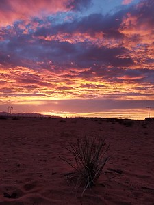 El Paso, Desert & Sky