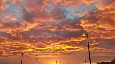 Raging Inferno -El Paso