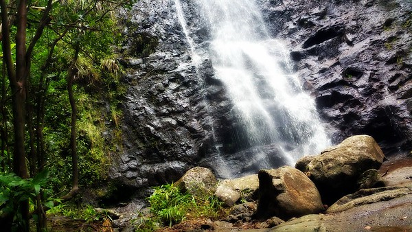 KA'AU FALLS CRATER ELEMENTS