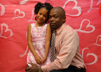 Inspire Academy Father Daughter Dance