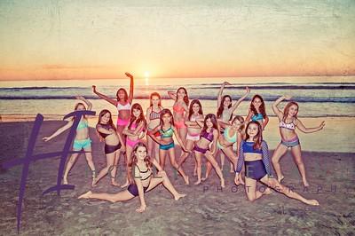 2013 Beach and Team Headshots