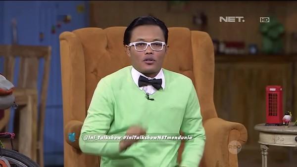 Ini Talkshow NET TV (bareng Sule & Andre)