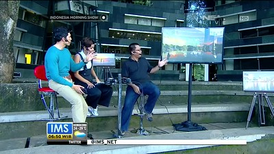 Indonesia Morning Show NET TV