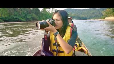 Subayung River Riau
