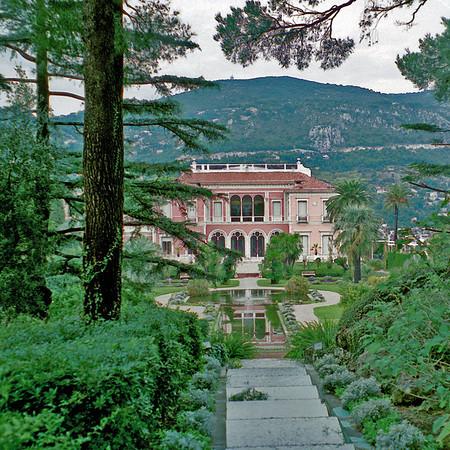 Ephrussi de Rothschild Villa in France