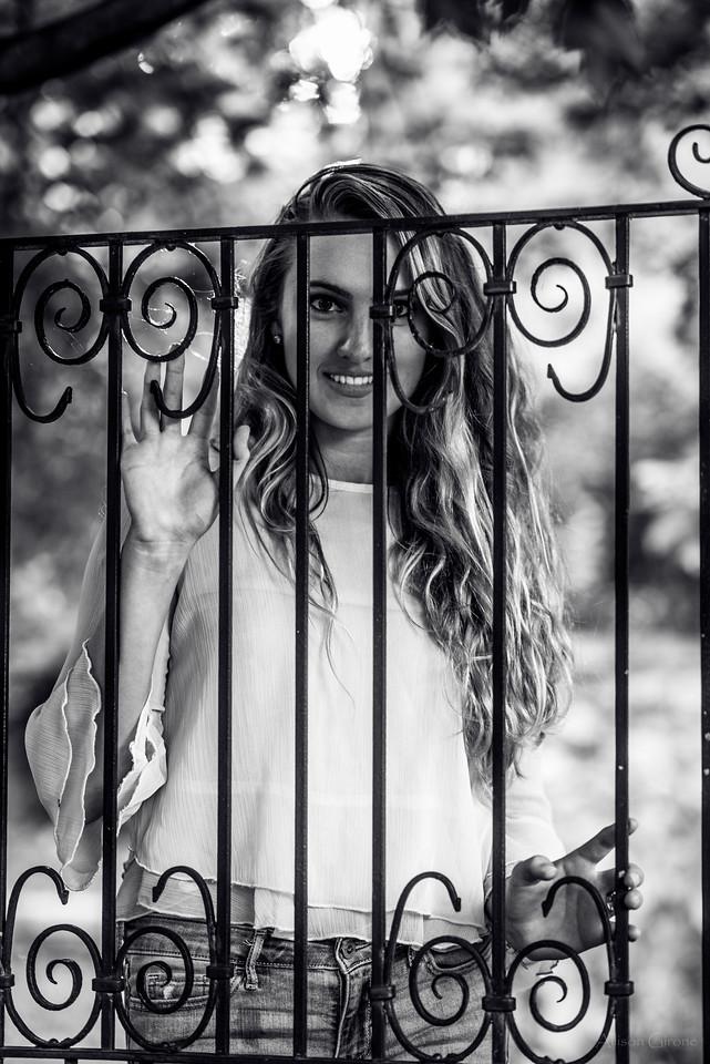 maria gibraltar gate b+w (1 of 1)