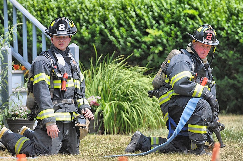 Between a major gas leak and kitchen fire at Simply Crepes kept Canandaigua and several area departments busy.