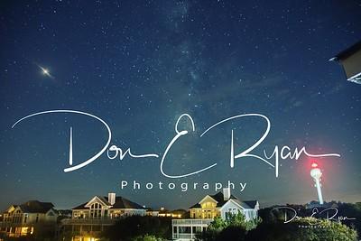 Milky Way Corolla, NC
