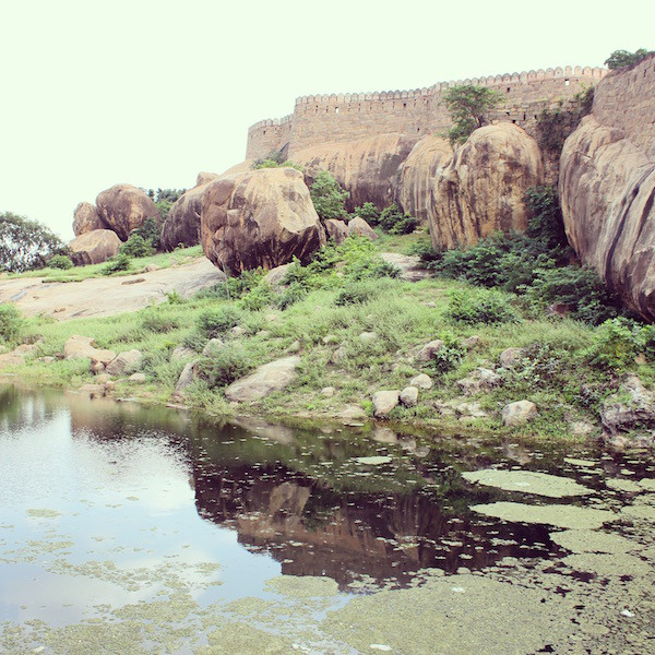 India fort