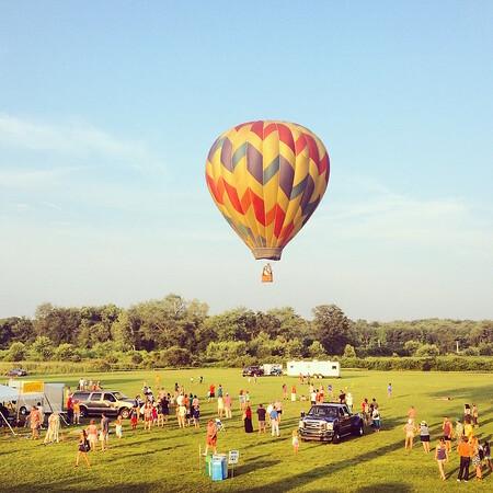 Green River balloon