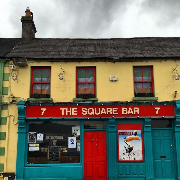 Portlaoise pub