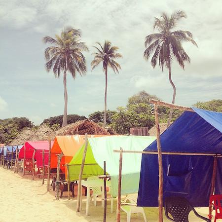 Colombia isla baru