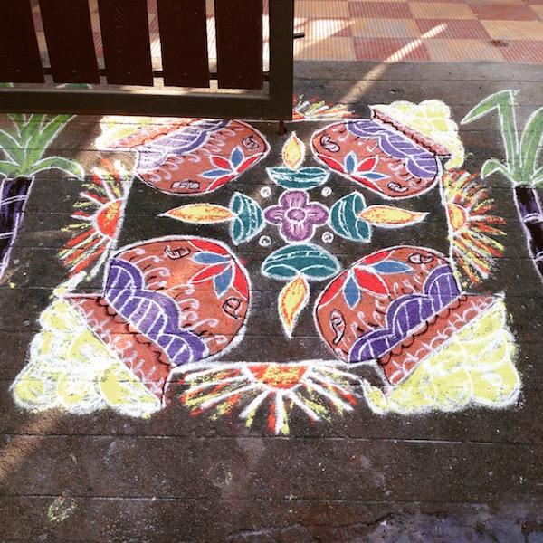 Street art from India trip