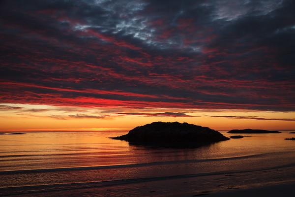 Andenes Sunset