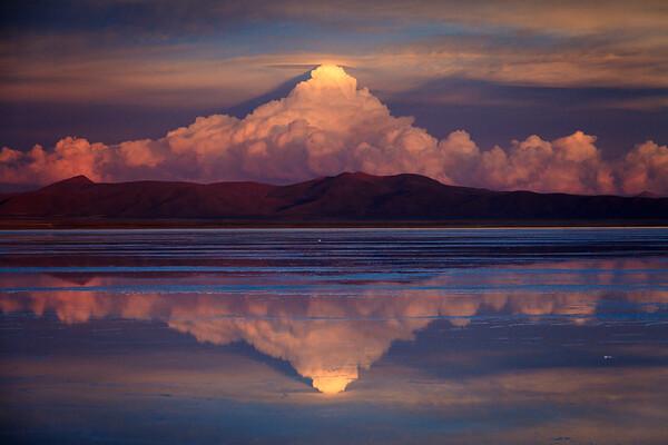 Mountainous Clouds