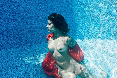 Legend says that a siren's song will lead a man to his doom.