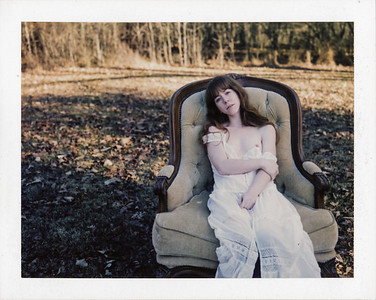 Liv Spencer on Fujifilm FP-100C