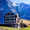 en route to Jungfrau