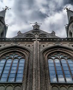 De Krijtberg Church (from Singel side)