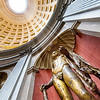 """Vatican Museums, the """"Round Room"""""""