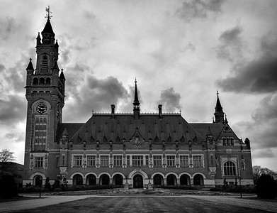 Vredespaleis (peace palace)